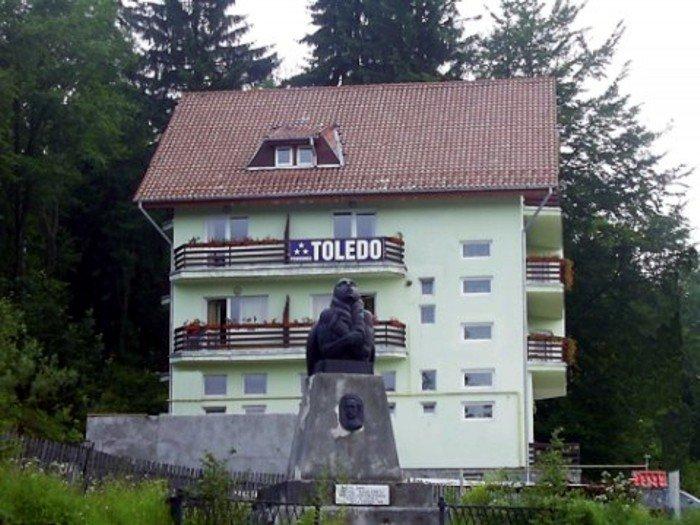 Pensiunea Toledo